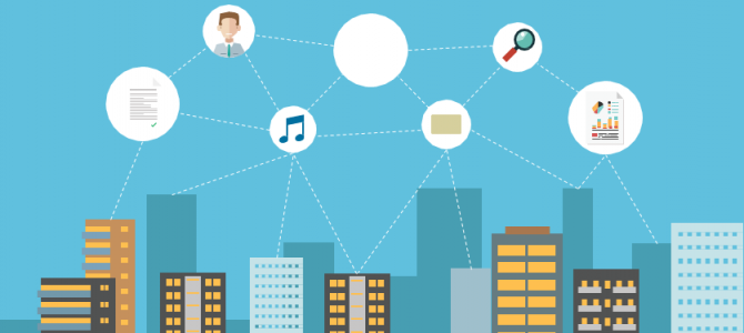 Интеграция на ECM с други системи за управление на бизнеса