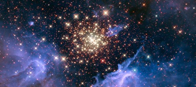 Проливаем свет на темные данные