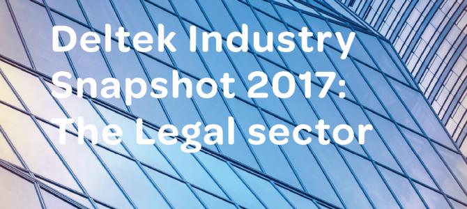 Тенденциите сред адвокатските компании през 2017г. Време ли е за иновации?