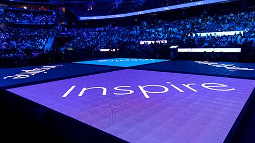 С какво ни вдъхнови MS Inspire 2017 ?