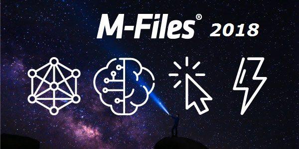 Реализация интеллектуального управления информацией в M-Files 2018