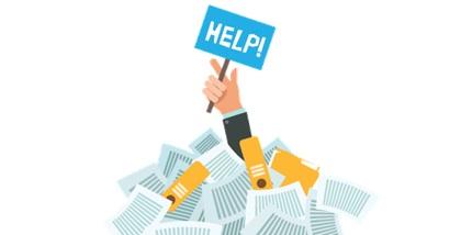 Най-често срещаните 10 трудности при управлението на информация, които лесно можете да избегнете