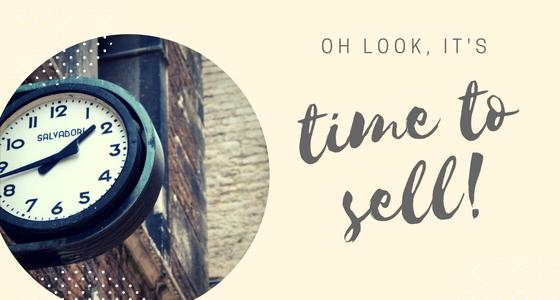 Колко време наистина ползвате, за да продавате?